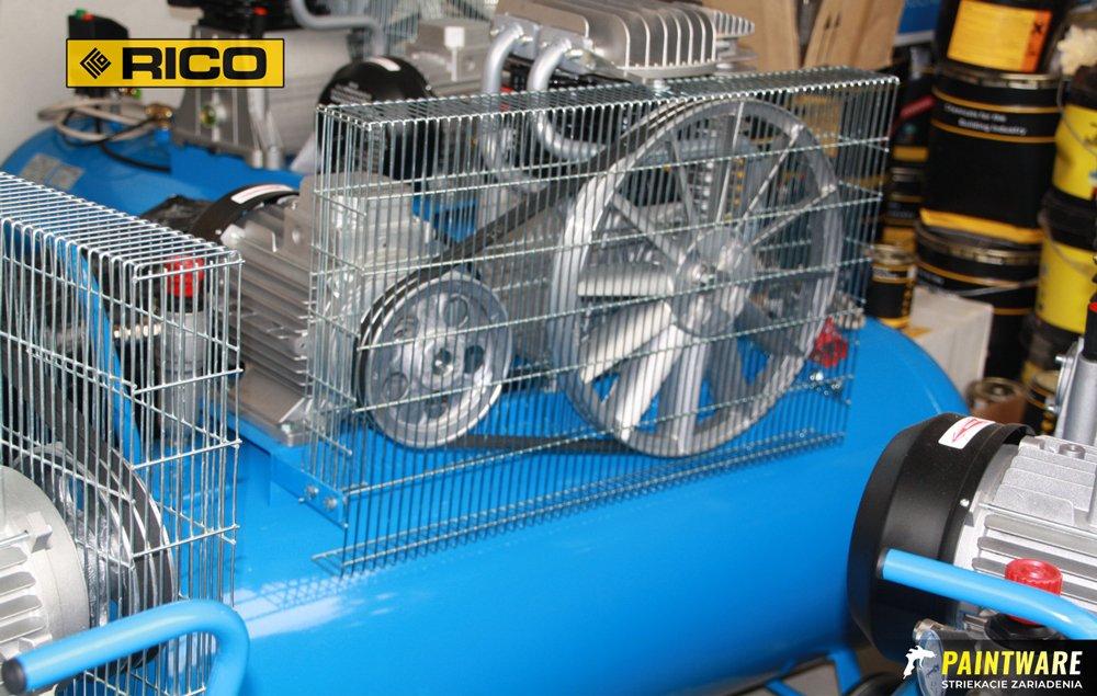 Piestový kompresor RICO